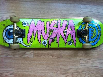 Skate complet Element