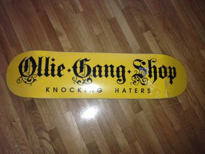 deck ollie gang shop