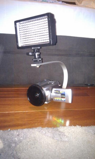 Camera video Panasonic gs320(+accesorii)