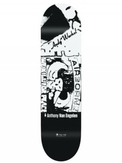 Placa alien workshop anthony van engelen