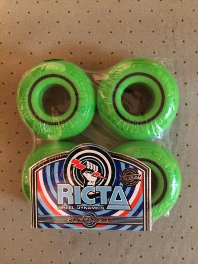Ricta Speed Rings 53mm