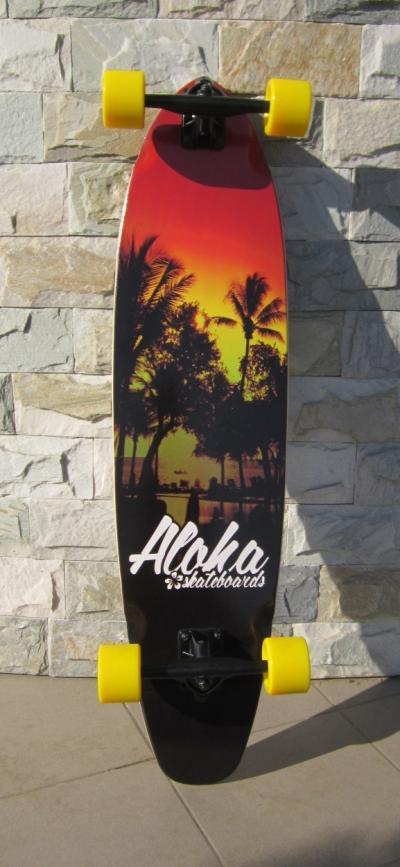 (stoc epuizat) Longboard Long Island Aloha - Kula