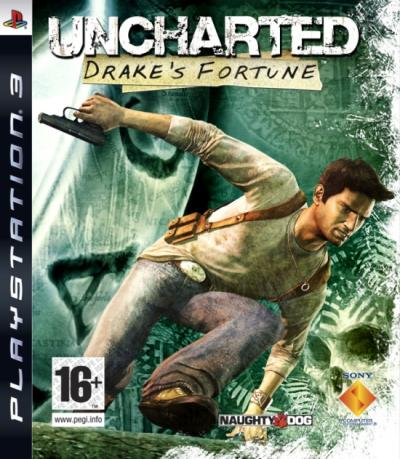 Vand Uncharted Drake's Fortune PS3