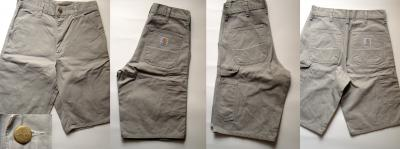 "Carhartt ""Single Knee"" Bermuda"