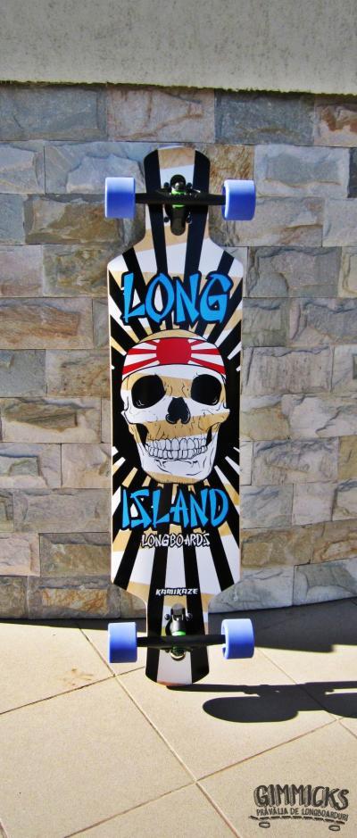 Longboard Long Island - Kamikaze Death 2013