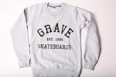 Grave Skateboards Crewneck marimea S