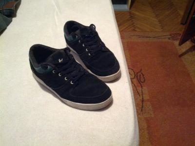 eS La Brea (black/green) 42