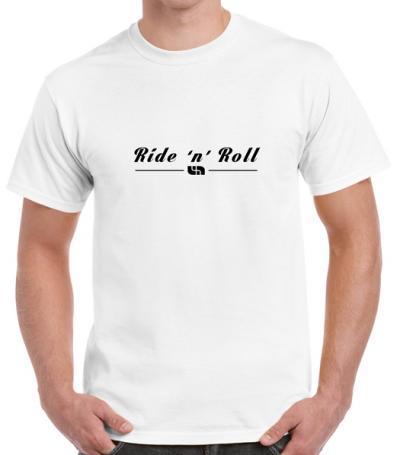 Tricou Ride'n'Roll de la unite wear