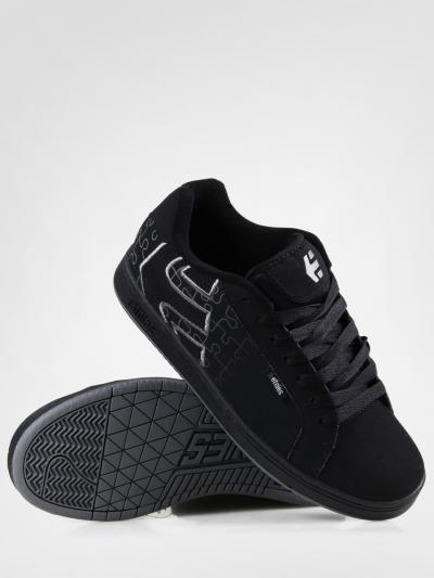 Shoes Etnies Fader Black