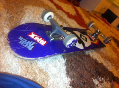Skate Enjoy+tensor