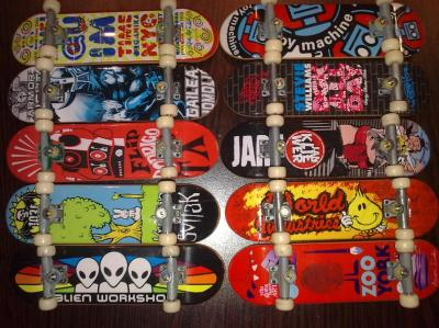 Fingerboarduri TechDeck