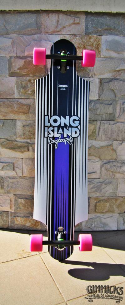 Longboard Long Island - Deluxe Silver 2013