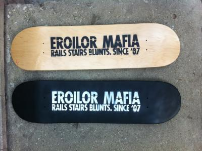 Eroilor Mafia Decks - Grip Inclus