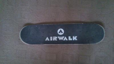 Deck (placa) Airwalk 7.8 & grip Airwalk