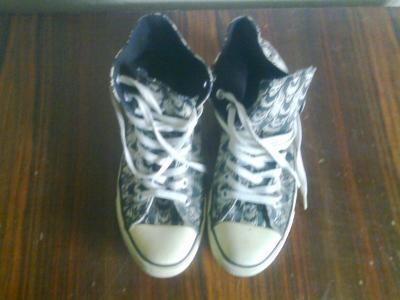 Tenesi high top All Star