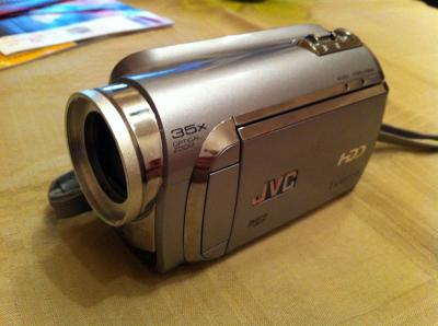 JVC EVERIO GZ-MG630SE