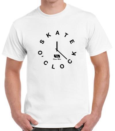 Tricou Skate O'clock de la unite wear
