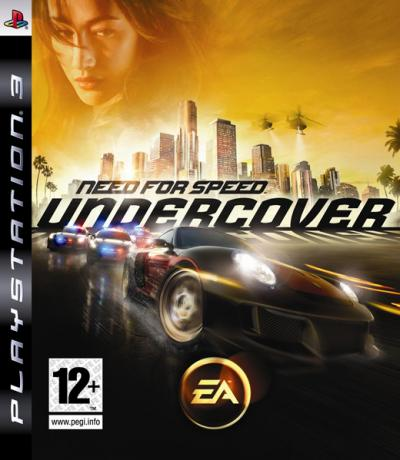 Vand Need for Speed Undercover PS3