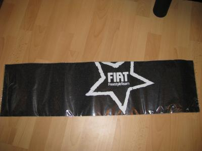 Grip tape FIAT FREESTYLE TEAM