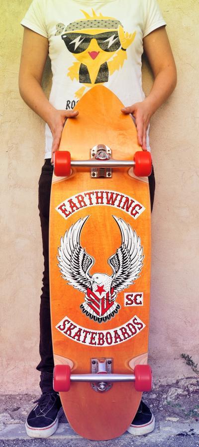 Longboard Earthwing Thruster