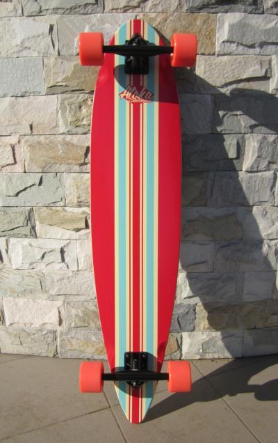 (stoc epuizat) Longboard Long island Aloha - Vintage
