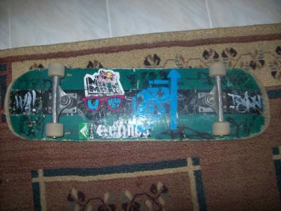 Skateboard Complet