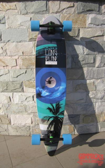 Longboard Long Island - Palm (Rainbow) 2014