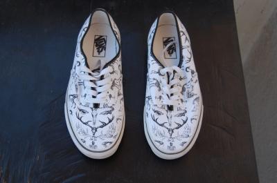 papuci Vans