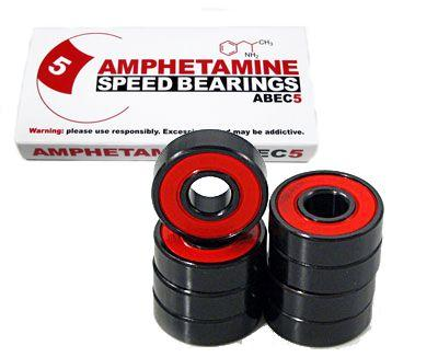 AMPHETAMINE BEARINGS - ABEC5