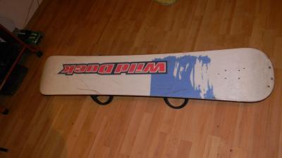 Snowboard(placa+legaturi)