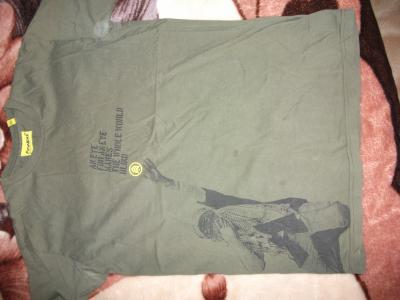 tricou analog