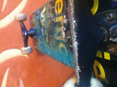 Vand skate complet