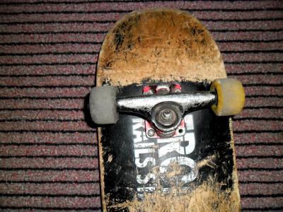 Skate complet EM