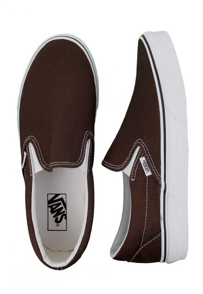 Vans Slip-on Brown