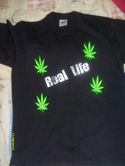 Tricou Marijuana