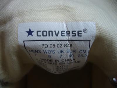 Converse Rasta 40 unisex