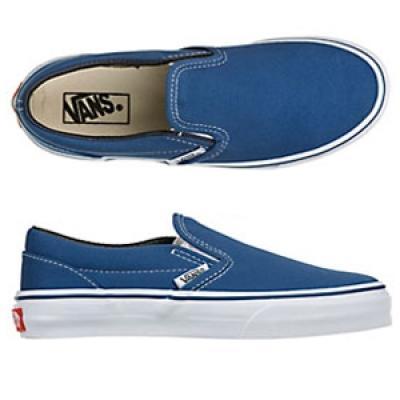 Vans Slip-On Blue