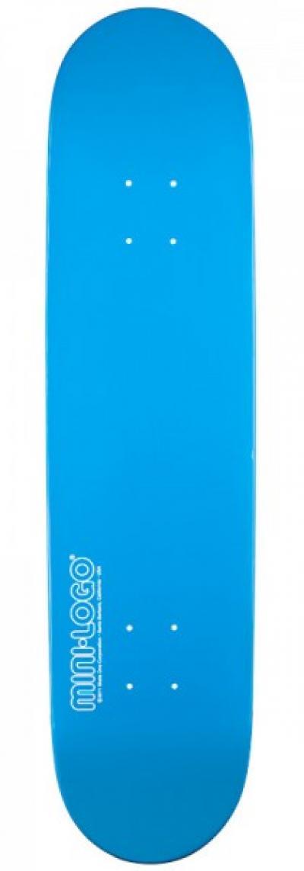 MINILOGO Blue 7.5
