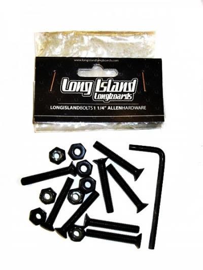 Long Island 1.25 inch bolts