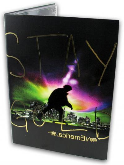 DVD Emerica STAY GOLD
